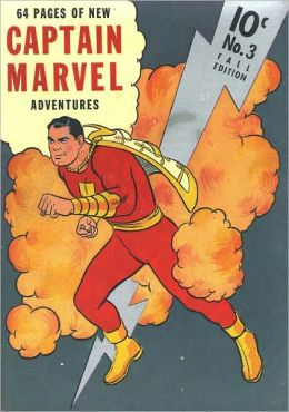 Captain Marvel Adventures - Issue #3 (Comic Book)
