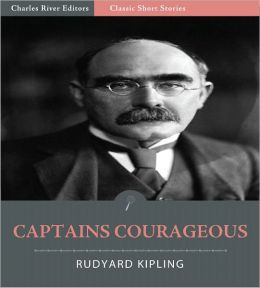 Captains Courageous (Illustrated)