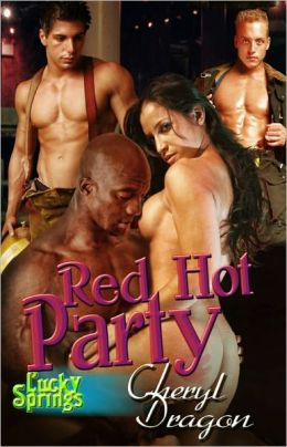 Red Hot Party [Multiple Partners, Erotic Romance, Lucky Springs Series, Book Three]