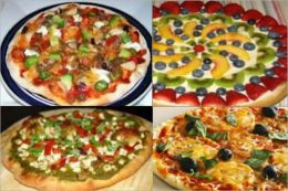 E-Cookbooks Pizza Recipe Sampler - Thin Crust Dough, NY Style Dough, Sicilian Thick Crust, Whole Wheat Dough, Zucchini Dough, Focaccia, Garlic Rolls and Knots, Cooked Pizza Sauce, Uncooked Pizza Sauce, Oil Sauces, Sunny Side Up Pizza, and many more...