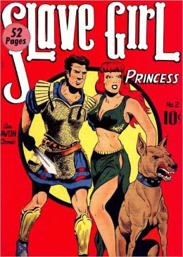 Slave Girl Comics - Issue #2 (Comic Book)