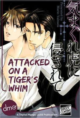 Attacked On A Tiger's Whim (Yaoi Manga) - Nook Color Edition