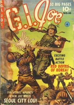 G.I. Joe - Vol. 1, Issue #10 (Comic Book)