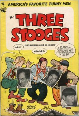 The Three Stooges - Issue #7 (Comic Book)
