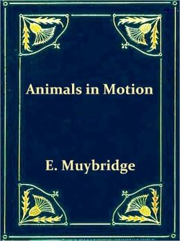 The Attitudes of Animals in Motion, Illustrated with the Zoopraxiscope [Illustrated]