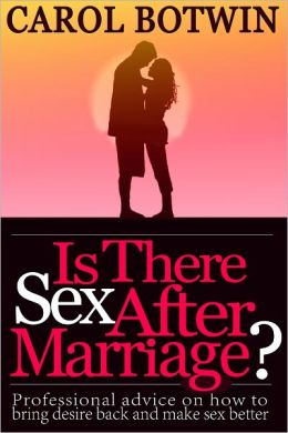 Is There Sex After Marriage?
