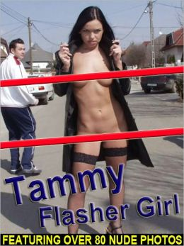 Tammy - Flasher Girl (Nude Women Pictures)