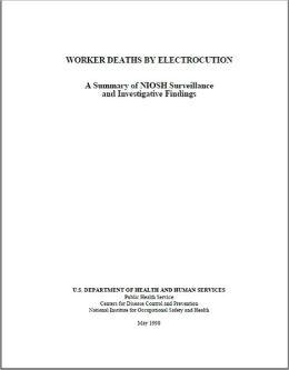 Worker Deaths by Electrocution