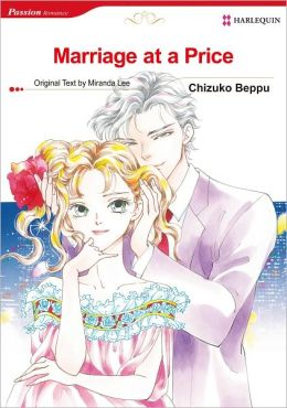 Marriage at a Price (Harlequin Romance Manga) - Nook Edition
