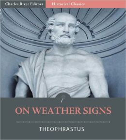Concerning Weather Signs (De Signis)