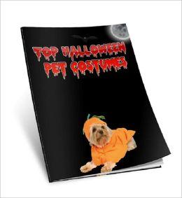 Top Halloween Pet Costumes