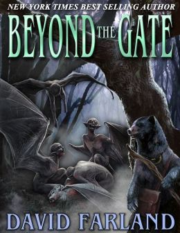 Beyond The Gate - Book 2 of the Golden Queen Series