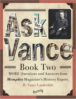 Ask vance -- book two