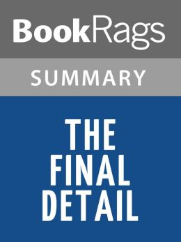 The Final Detail by Harlan Coben l Summary & Study Guide