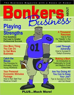 Bonkers About Business Issue 08