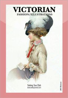 Victorian Fashion Art