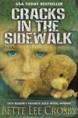 Book Cover Image. Title: Cracks in the Sidewalk, Author: Bette Lee Crosby