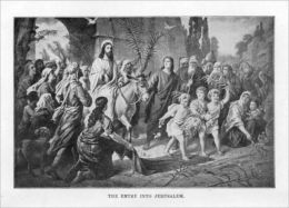 The King of the Jews - A Story of Christ's Last Days on Earth
