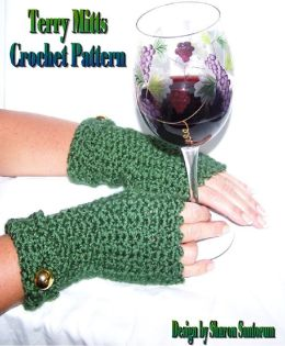Terry Mitts Crochet Pattern
