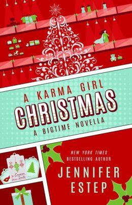 A Karma Girl Christmas (Bigtime superhero series #3.5, short story)