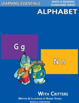 Alphabet Flash Cards: ABC Letters for Preschool Basics and Kindergarten (Learning Essentials Math & Reading Flashcard Series)