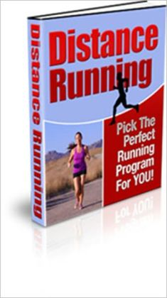 Distance Running - Pick The Perfect Running Program For You!