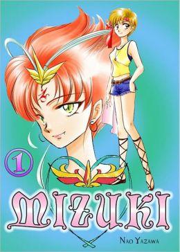 Mizuki ep.1 (Manga) - Nook Edition