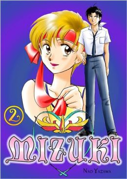 Mizuki ep.2 (Manga) - Nook Edition
