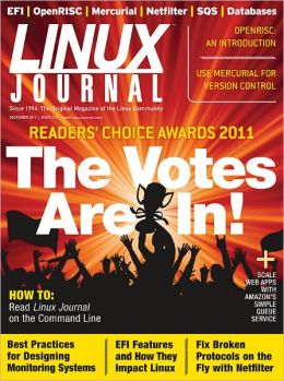 Linux Journal December 2011