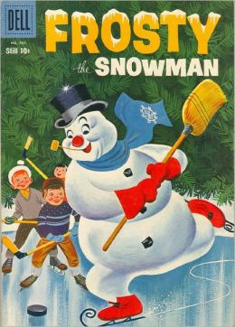 Frosty the Snowman Number 950 Childrens Comic Book