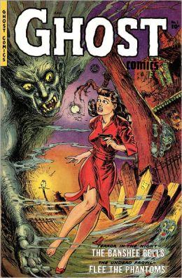 Ghost Comics Number 1 Horror Comic Book