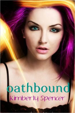 Oathbound: The Shimmer Trilogy, Novella #3 (Teen Paranormal / Urban Fantasy)