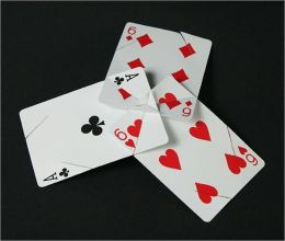 Round Games with Cards (Illustrated)