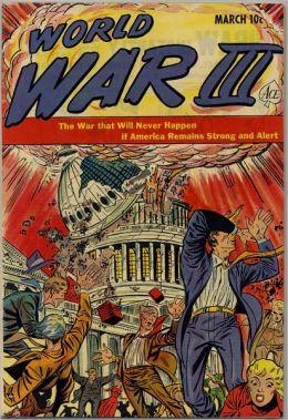 World War III Number 1 War Comic Book