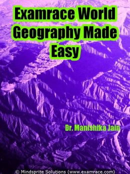 Examrace World Geography Made Easy