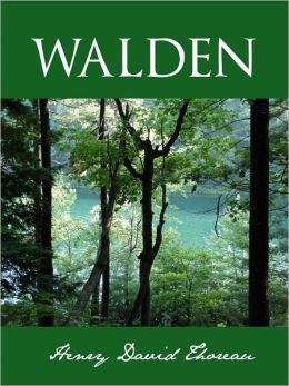WALDEN (The Nook Special Classic Edition) by HENRY DAVID THOREAU Walden, or a Life in the Woods by Henry David Thoreau Author of Civil Disobedience [Personal Inspiration for Gandhi and Martin Luther King] Transcendentalist Philosophy Transcendentalism
