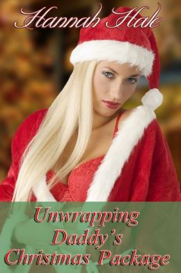Unwrapping Daddy's Christmas Package (Step-Sex Pseudo Incest Erotica)