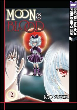 Moon and Blood vol.2 (Manga) - Nook Color Edition