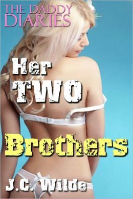 Her Two Brothers: Stepbrother Menage a Trois
