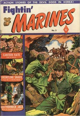 Fighting Marines Number 3 War Comic Book