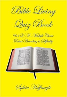 Bible Living Quiz Book