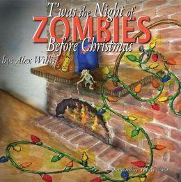T'was the Night of Zombies before Christmas