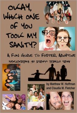 Okay, Which One of You Took My Sanity? A Fun Guide to Foster, Adoptive and Other Kinds of Parenting