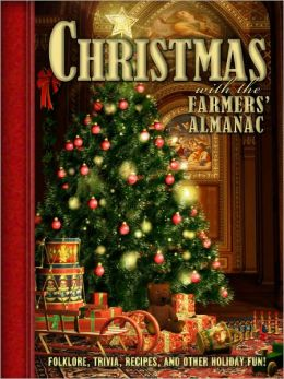 Christmas with the Farmers' Almanac