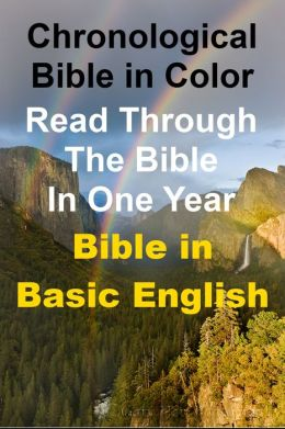 Chronological Bible In Color, Bible In Basic English
