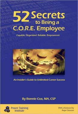 52 Secrets to Being a C.O.R.E. Employee