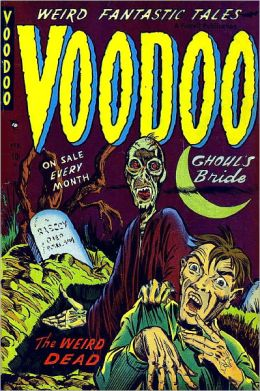 Voodoo Number 6 Horror Comic Book