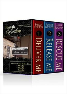 The Holmes Brothers Series: Bundle Edition