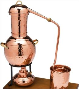 The Complete Practical Distiller:: comprising the most perfect and exact theoretical and practical description of the art of distillation and rectification : including all of the most recent improvements in distilling apparatus....