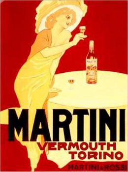 9 VINTAGE MARTINI ADS!
